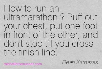 Running Dean Karnazes Quotes