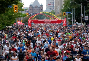 Toronto-Waterfront-Marathon
